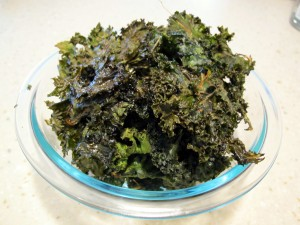IMG 0859 300x225   Kale Chips