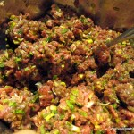 IMG 1282 150x150   Keftedes (Greek meatballs with mint)