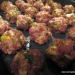 IMG 1294 150x150   Keftedes (Greek meatballs with mint)