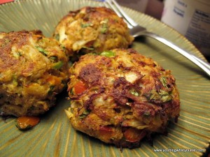 IMG 3217 300x225   Spicy Maryland Crab Cakes