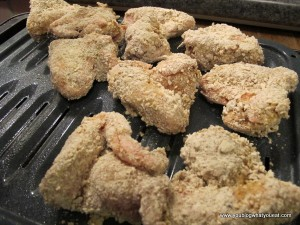 IMG 7450 300x225   Crispy Oven Fried Chicken